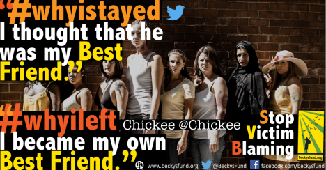 #WhyIStayed_@Chickee